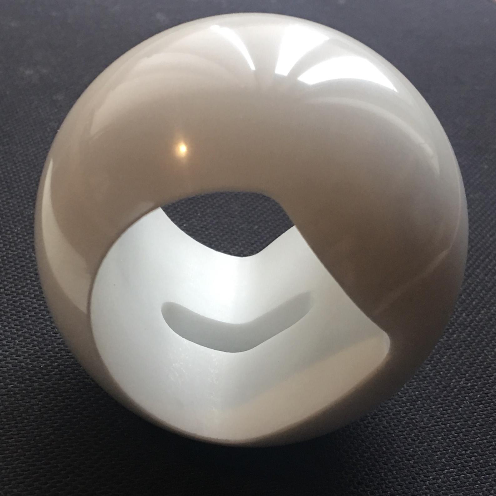 Ceramiczna kula do zaworu
