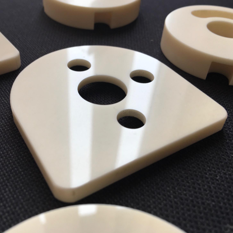 Ceramiczny zawór płytkowy